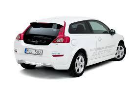 volvo electric car volvo v60 phev c30 ev first drives motor trend