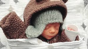 how to dress your baby for winter