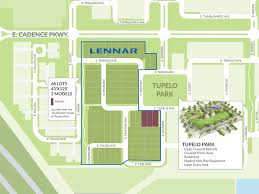 lennar mesa masterplanned community cadence at gateway