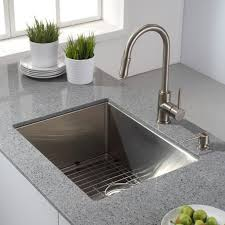 kraus kitchen faucets reviews decor transform your kitchen with kraus sink cafe1905