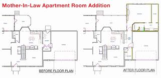 house plans with in law suites in law suite floor plans beautiful download two story house plans
