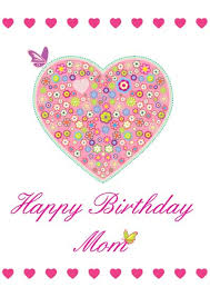 printable birthday cards for mom u2013 gangcraft net