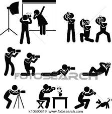 paparazzi clipart clip of photographer cameraman paparazzi k10590619 search