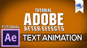 tutorial after effect bahasa adobe after effects tutorial 7 text animation bahasa indonesia