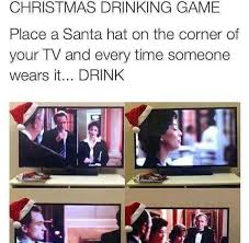 Meme Drinking Game - dopl3r com memes christmas drinking game place a santa hat on