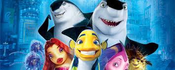 voice compare shark tale oscar voice actors