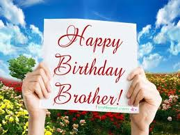 Wishing Happy Birthday To The 25 Best Birthday Wishes For Brother Ideas On Pinterest