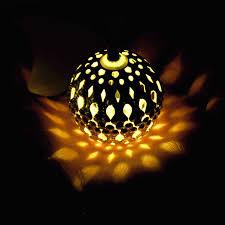 Modern Solar Lights Outdoor by Vandue Corporation Modern Home 12 Light 13 Ft Globe String Lights