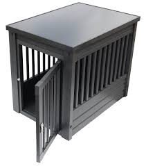 amazon com ecoflex pet crate end table end table dog crate