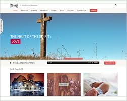 church bootstrap themes free u0026 premium templates creative template