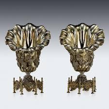 pushkin antiques u2014 antique 19thc ottoman empire solid silver gilt
