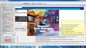 daf rapido epc parts catalog autopartscatalogue