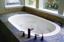oval bathtub drop in bathtubs oval tubs izzibath