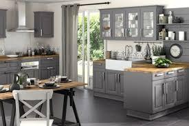lapeyre cuisines modele cuisine gris et bois modele cuisine lapeyre gris meubles chic