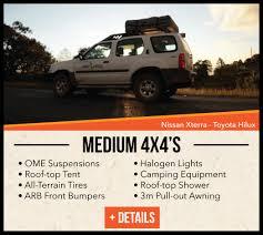 overland jeep tent adventure 4x4 rental costa rica nomad america roadtrip