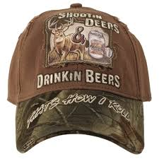 Ford Camo Trucker Hat - buck wear shop all hats