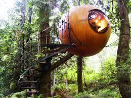 Tree Houses Around The World Tree House Inhabitat Green Design Innovation Architecture