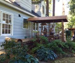 Backyard Habitat Catio Tour Promotes Safe Backyard Habitat For Cats And Birds