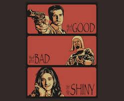 The Good The Bad And The Ugly Meme - the good the bad and the shiny tshirtvortex