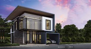 two story bungalow paint for double story house nice small storey collection picture