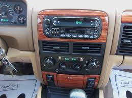 1999 jeep grand limited interior 1999 jeep grand limited for sale in cincinnati oh