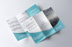 sided tri fold brochure template sided tri fold brochure template best and professional