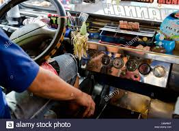 philippines jeepney inside jeepney driver manila philippines stock photos u0026 jeepney driver