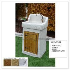 lavelli esterno lavabo da esterno nonno aq8300rok lavandini da esterno
