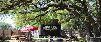 Backyard Bar And Grill Menu by Happy Cow Bar U0026 Grill