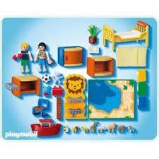 chambre enfant playmobil playmobil 4287 chambre des enfants achat et vente