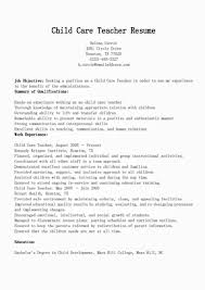 childcare worker resume mining underground electrician sample resume