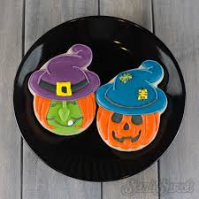 how to make halloween witch cookies semi sweet designs