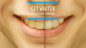 Best Way To Whiten Teeth At Home Get Whiter Teeth Using Turmeric