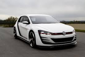 volkswagen golf gti 2013 volkswagen golf design vision gti review auto express