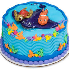 order a cake from a local bakery cake birthdays and dory cake
