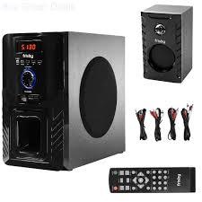 bluetooth surround sound home theater bluetooth 5 1 ch surround sound wireless home theater speaker