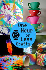 26 quick and easy crafts one hour or less allfreekidscrafts com
