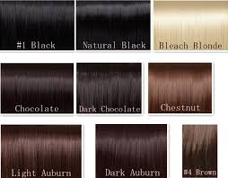 22 nice chestnut brown hair colour chart u2013 wodip com