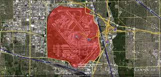 Chicago O Hare Airport Map by Ord Chigago O U0027hare International Airport U2013 City Lines