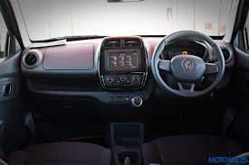 renault kwid renault kwid easy r amt review thrifty automation motoroids