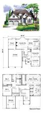 Big Houses Floor Plans 49 Best Hillside Home Plans Images On Pinterest House Floor