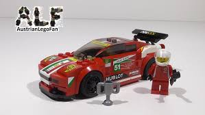 how fast is a 458 italia lego speed chions 75908 458 italia gt2 lego speed