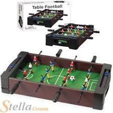table top football games tabletop 16 mini table top football foosball soccer kids game gift