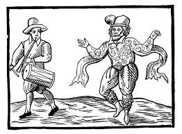 shakespearean dance wikipedia