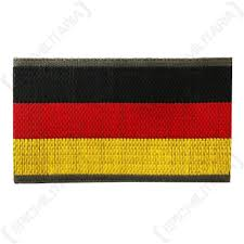 Germany Ww1 Flag German Army Flag Patch Epic Militaria