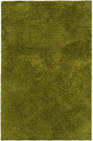 Modern Green Rug Green Mid Century Modern Retro Sold Plush Shag Rug Shag Rugs