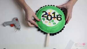 new year u0027s eve craft idea with the kids mp4 youtube