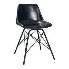 Metal Leg Dining Chairs Dining Chairs Dining Chairs With Metal Legs Black Leather Dining