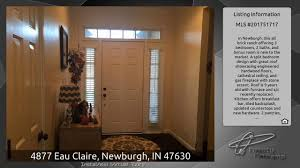 4877 eau claire newburgh in 47630 youtube