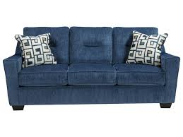 Ashley Furniture Sofa Ashley Furniture Cerdic Contemporary Sofa With Shaped Track Arms